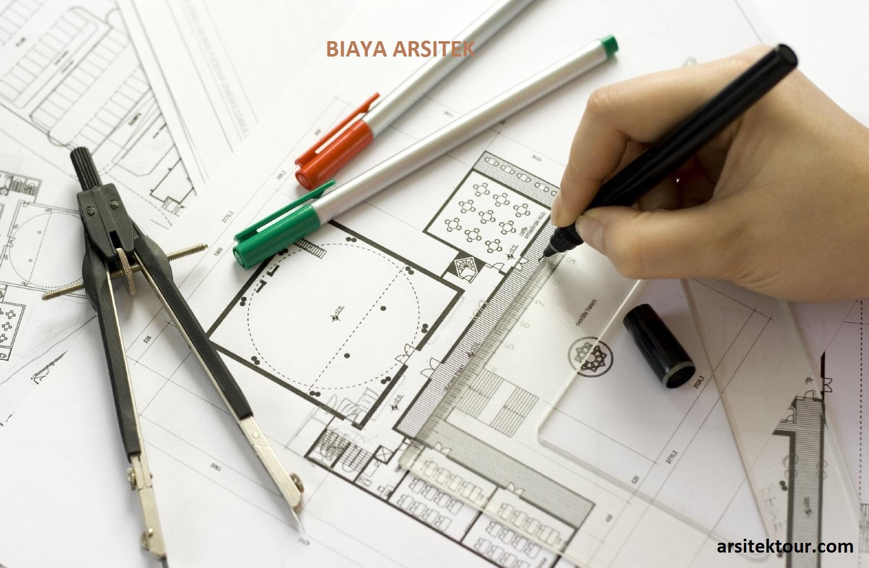 Biaya untuk jasa arsitek