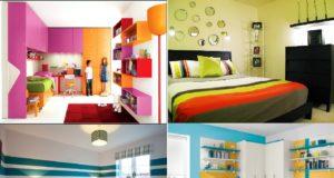 ide menghias dinding kamar