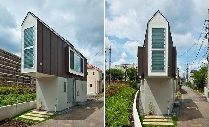 rumah kecil yang minimalis