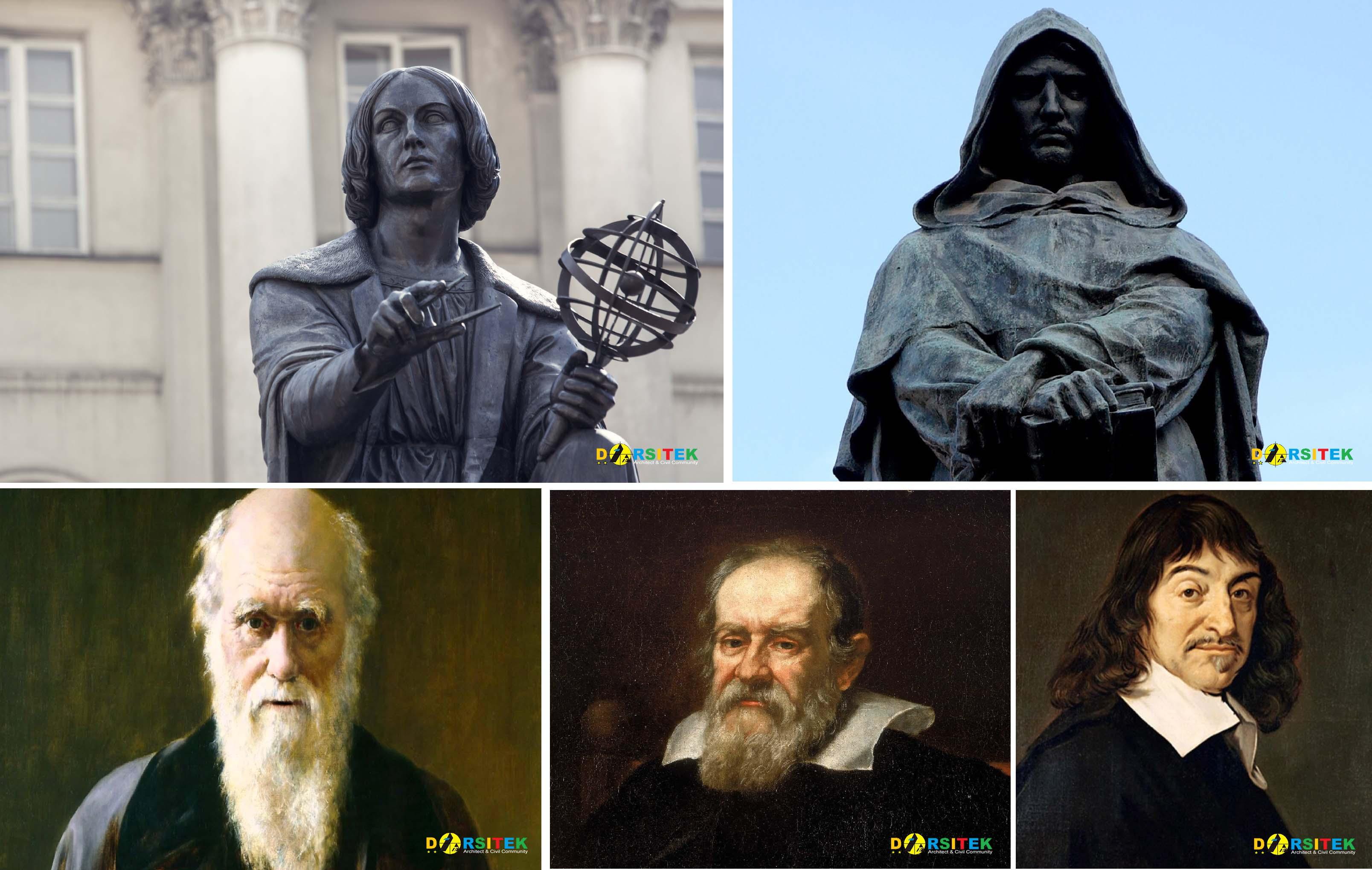 Ilmuwan yang dianggap sesat oleh agama