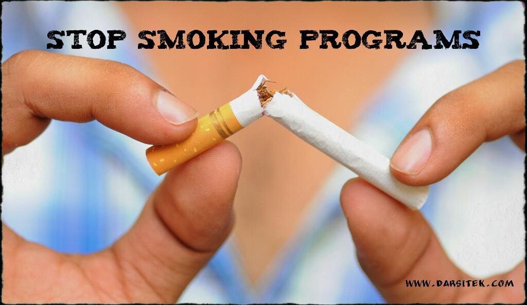 Stop Smoking Programs