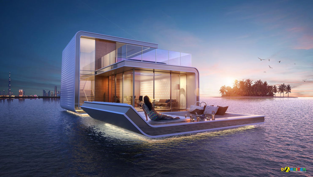 Underwater Villas of Dubai