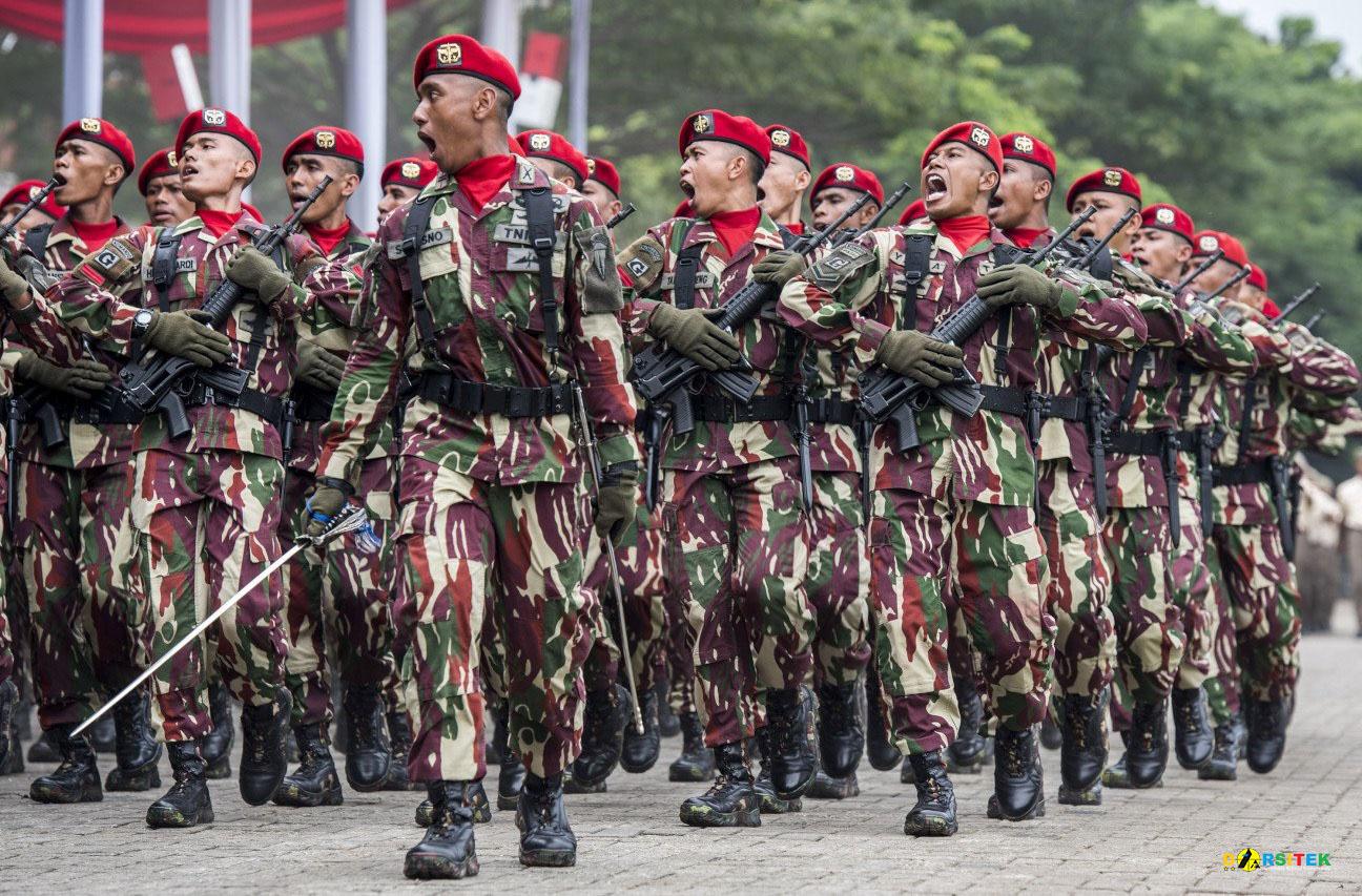 komandan pasukan khusus