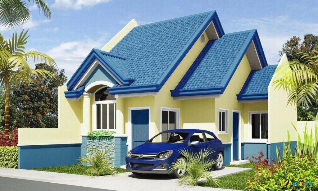 membanguna rumah dengan biaya 100 jutaan
