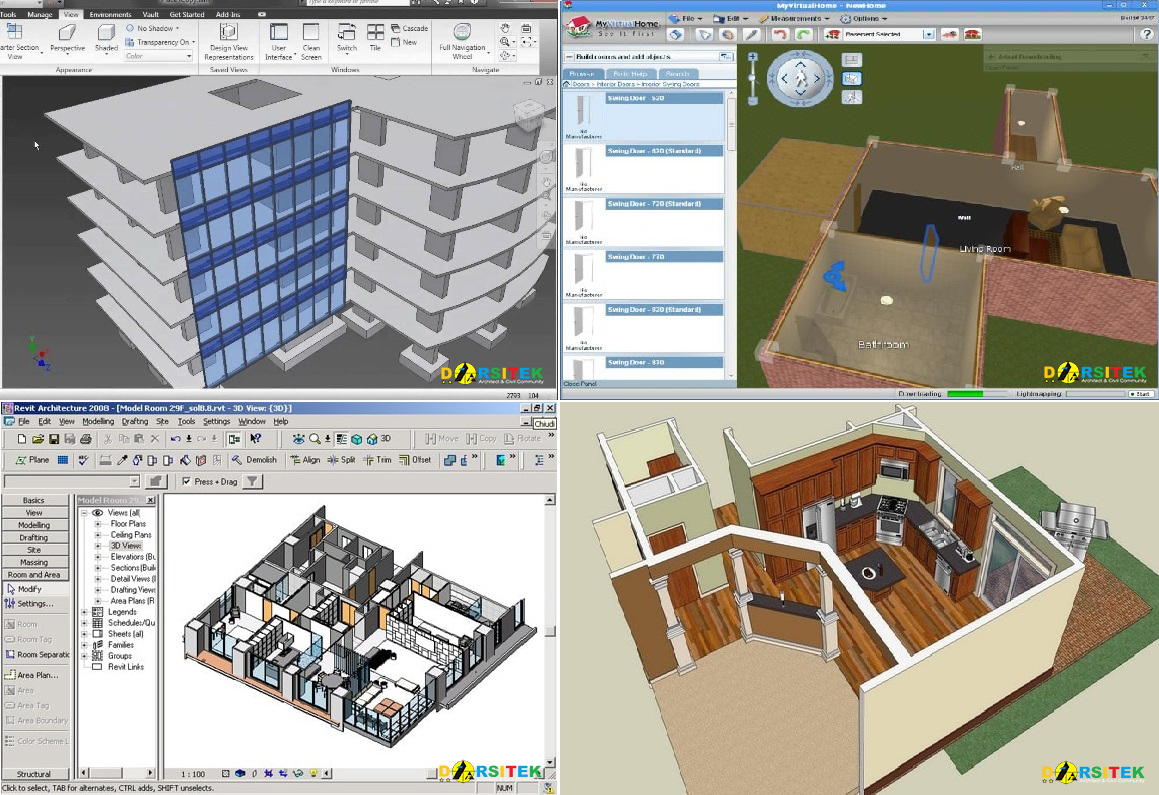 software program for architect