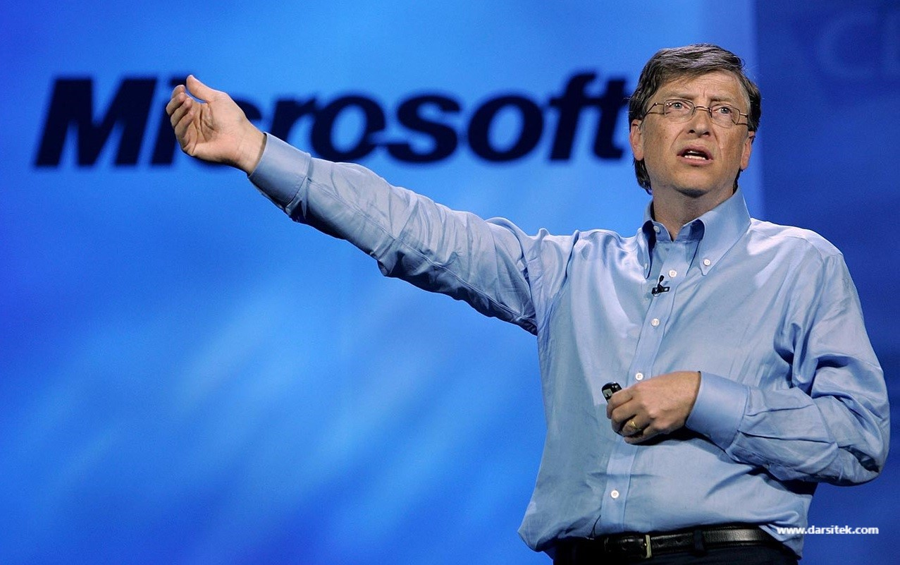 Bill Gates Windows Microsoft