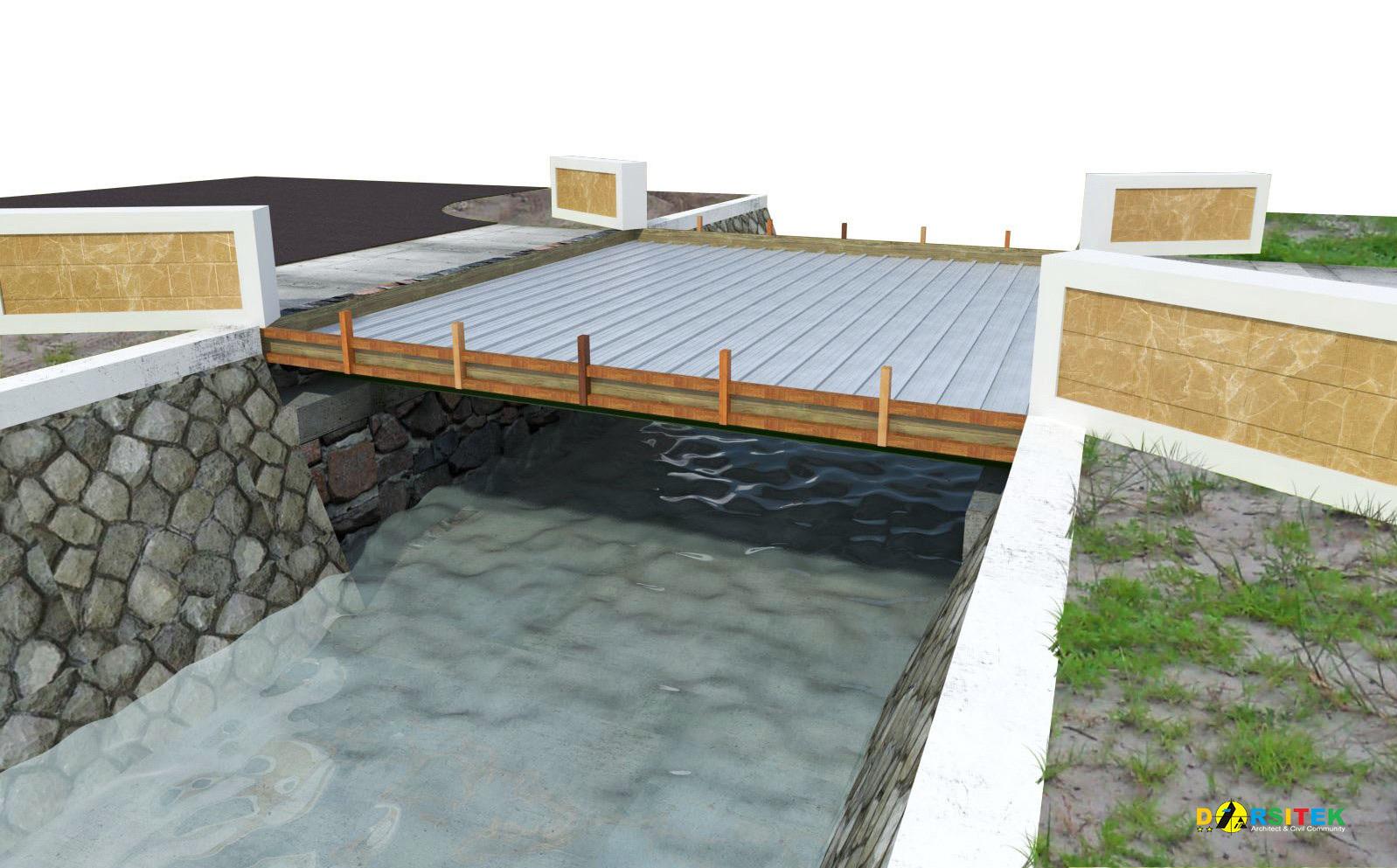 jembatang bentang 5 meter
