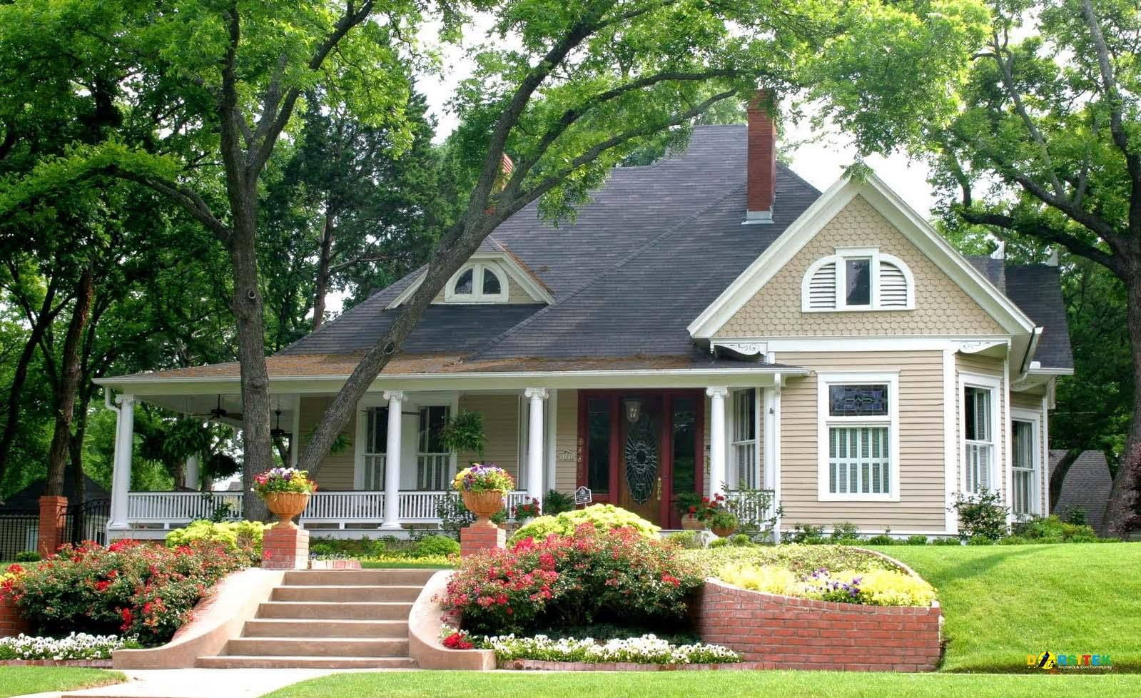 membangun rumah sehat