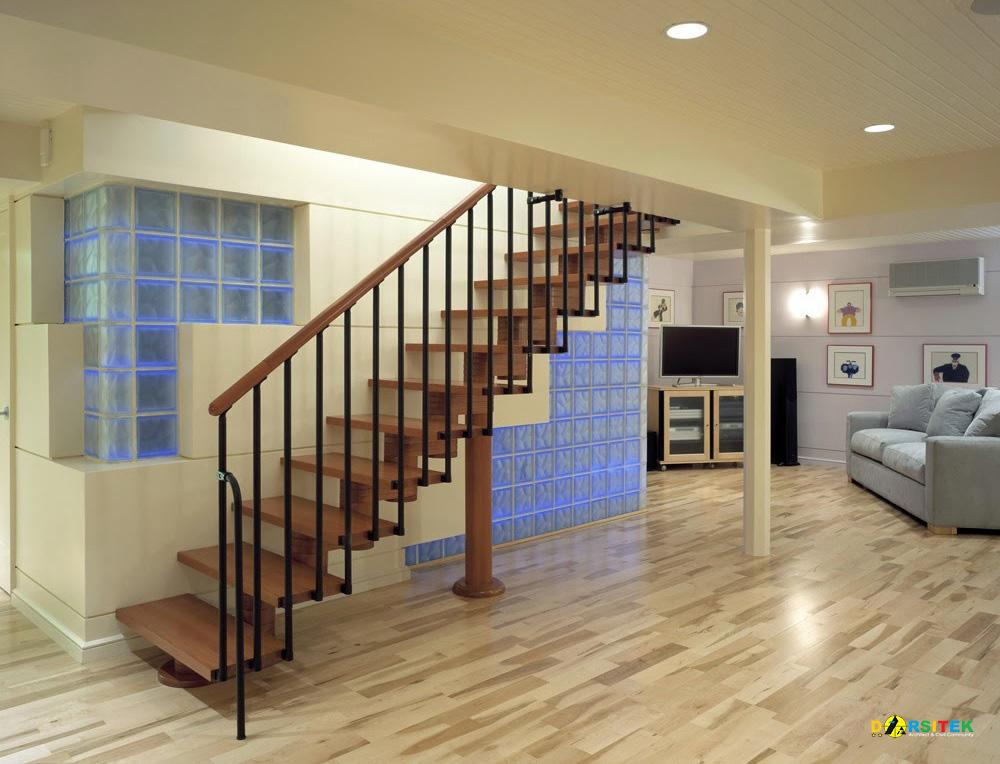 model dan variasi tangga