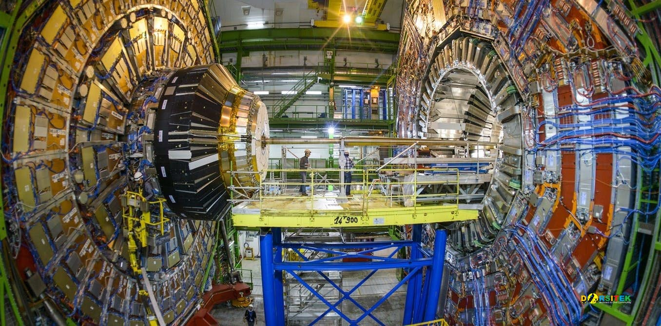 Mega Proyek The Large Hadron Collider