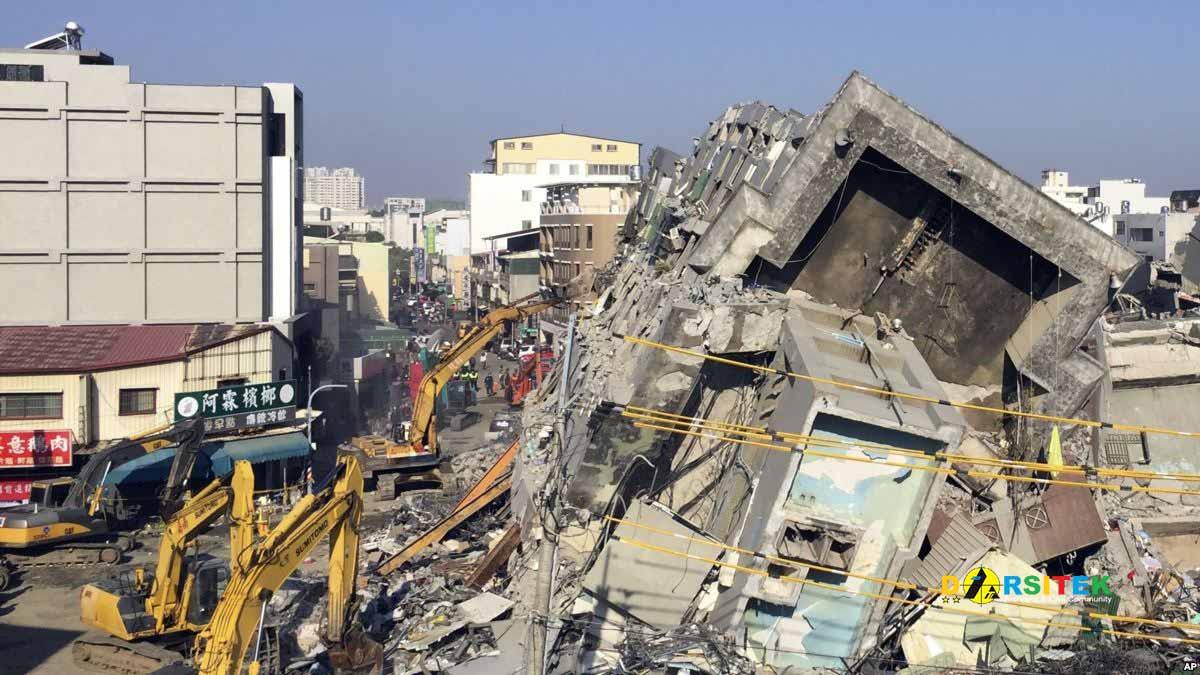 keruntuhan gedung selama konstruksi