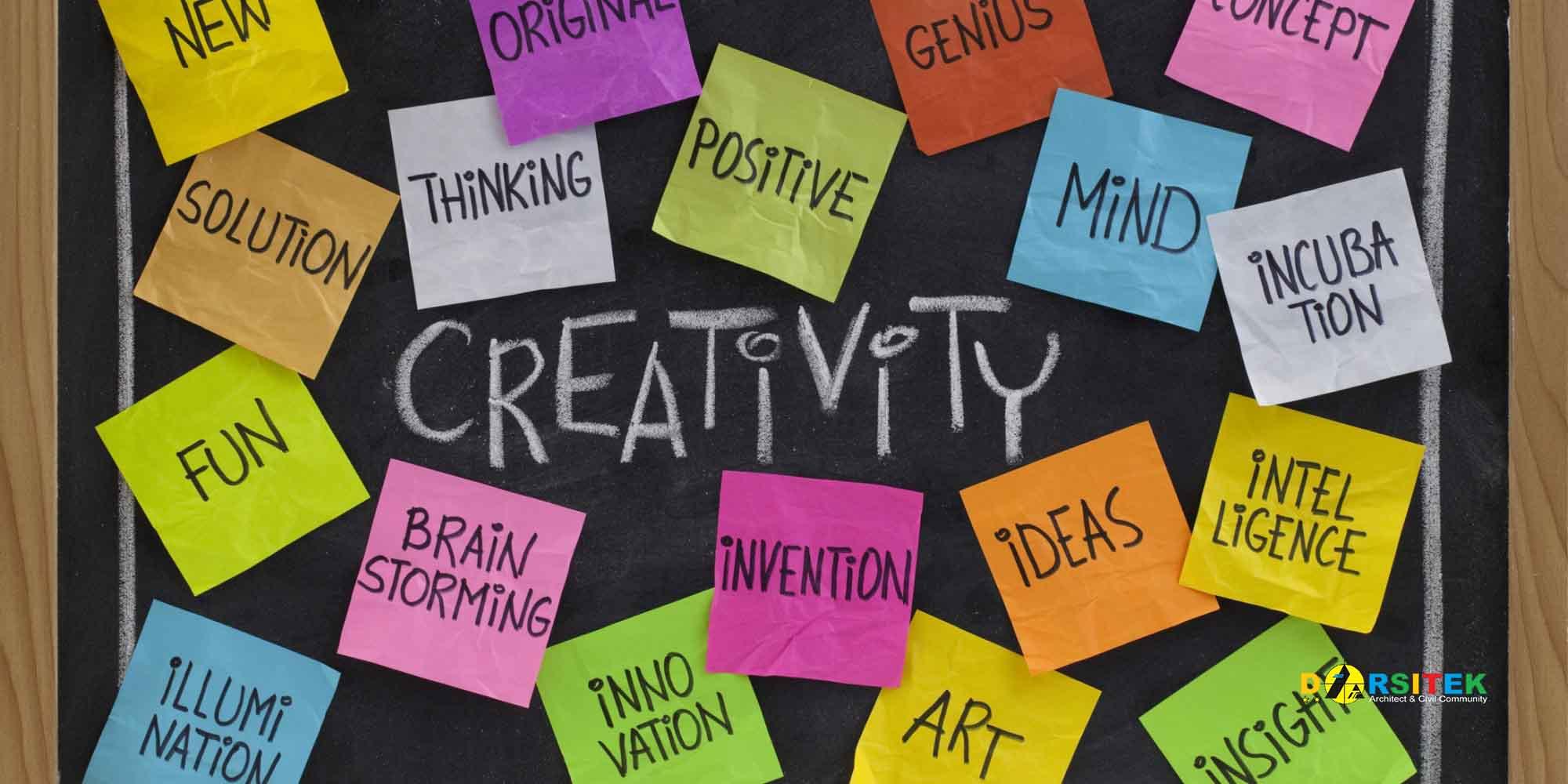 meningkatkan kreatifitas