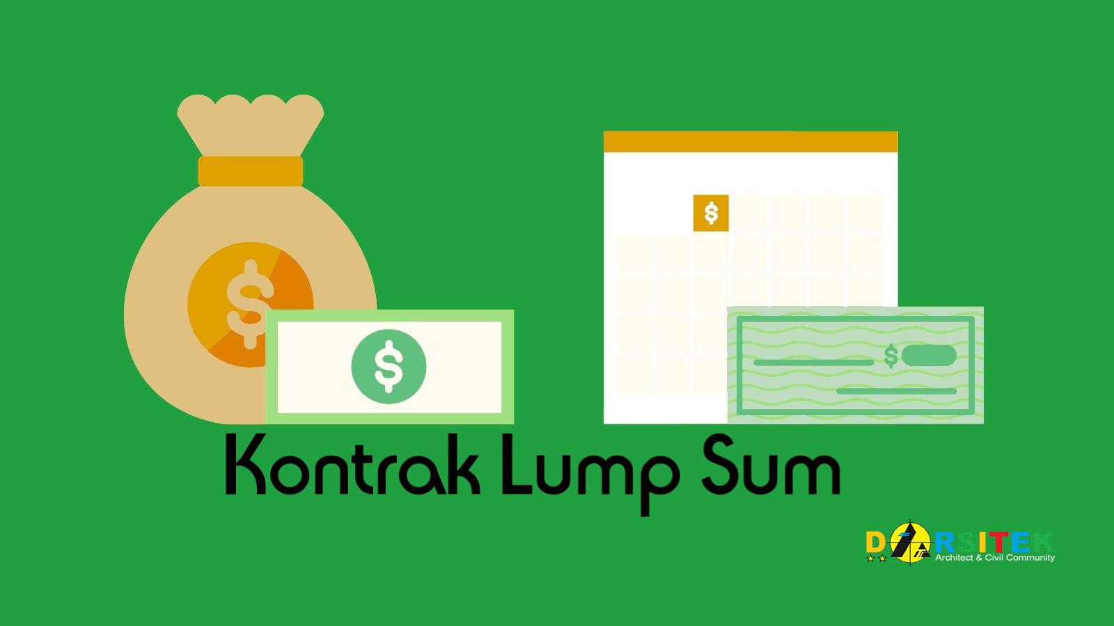 kontrak lump sum