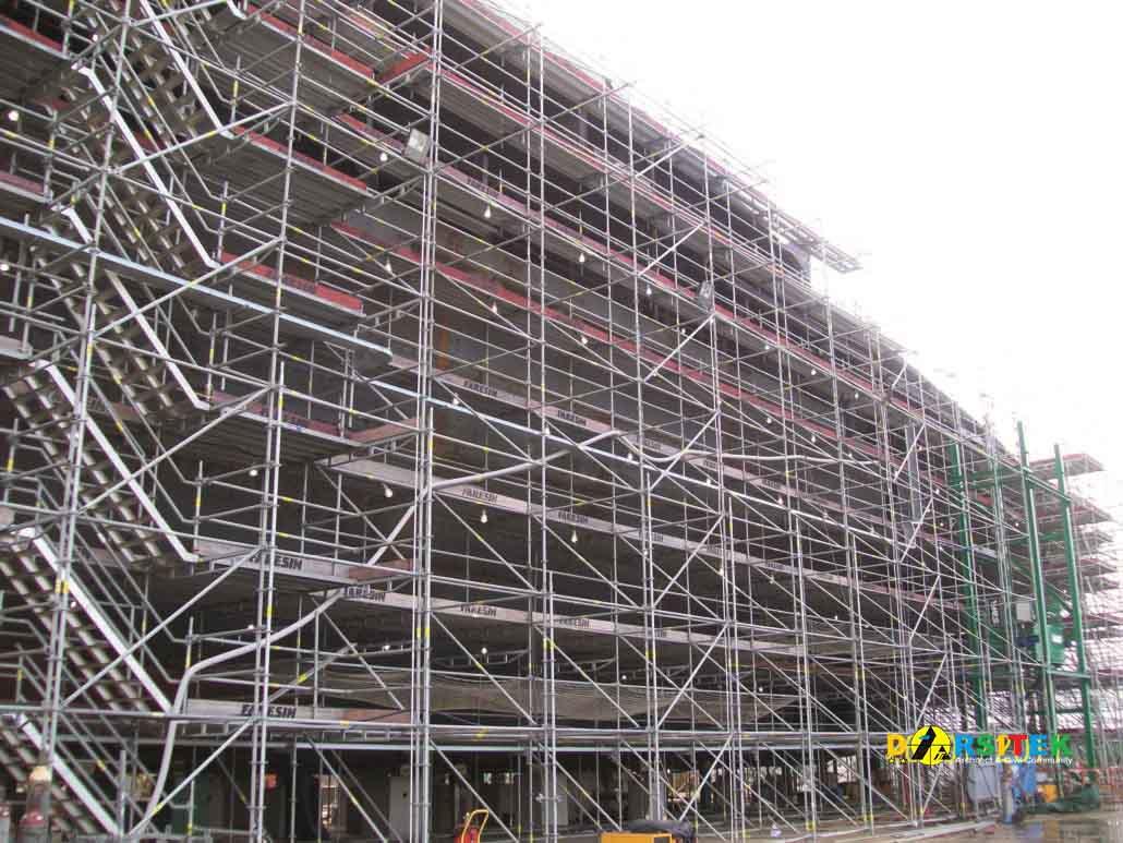 modul frame scaffolding