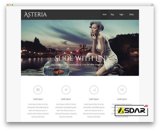 asteria wordpress
