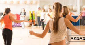 beginner dancing