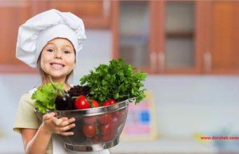 children like to eat vegetables