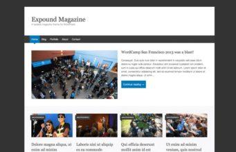 expound wordpress