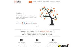 fruitful wordpress