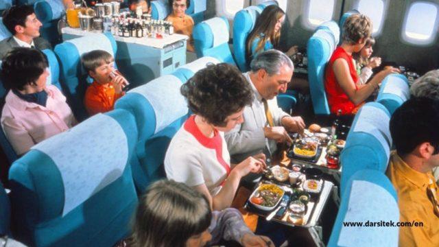 plane food taste bad