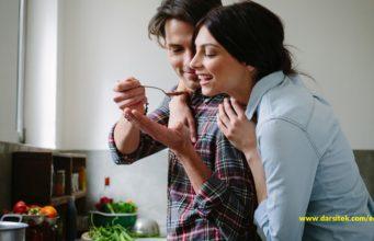 romance can change the senses of taste