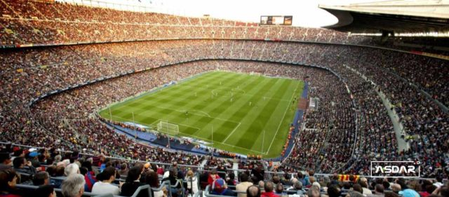 sporting venues