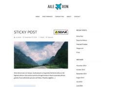 aileron wordpress