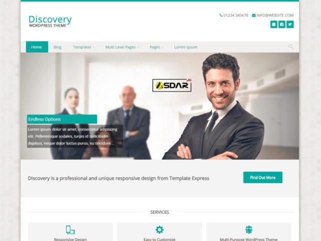 discovery wordpress