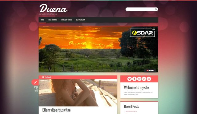 duena wordpress