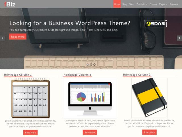 fbiz wordpress