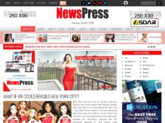 newspress wordpress