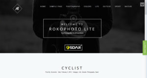 rokophoto lite wordpress