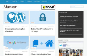 mansar wordpress