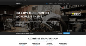 modality wordpress