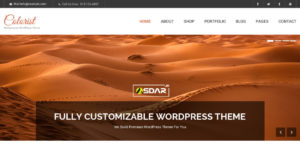 colorist wordpress