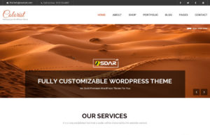 colorist wordpress