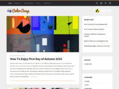 colorsnap wordpress