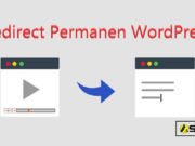 redirect permanen wordpress
