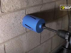pengambilan benda uji inti beton
