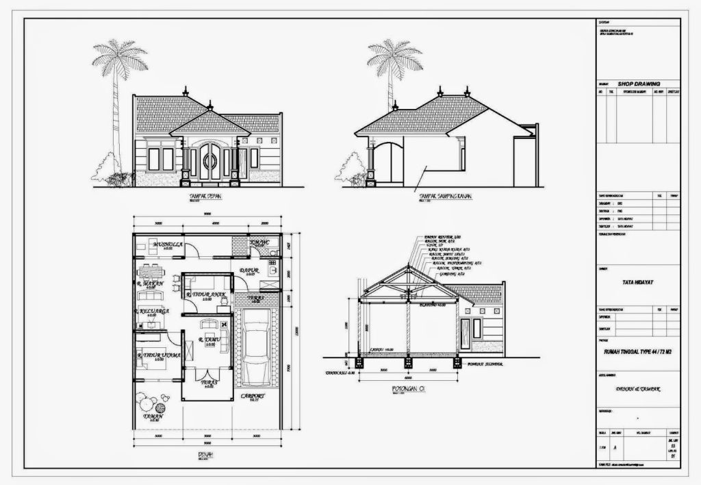 gambar arsitektur
