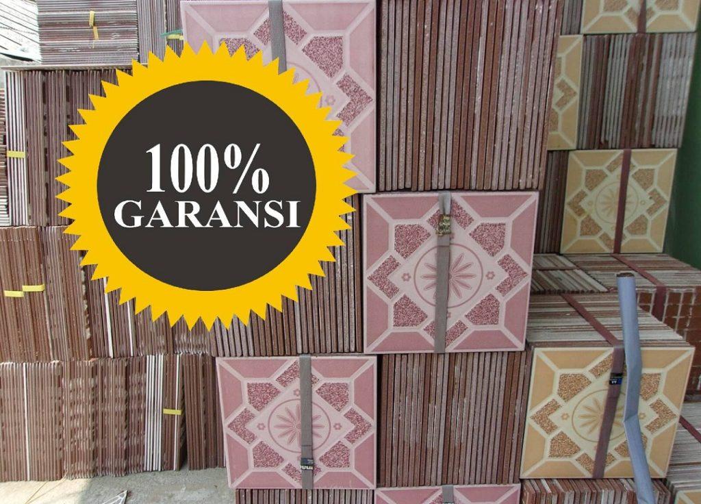 garansi kualitas keramik dalam jangka lama