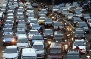 kemacetan jakarta