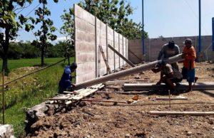 pembuatan beton pracetak