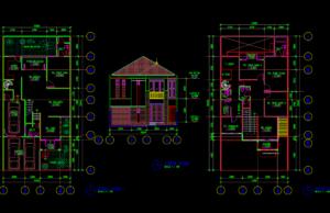 rumah tinggal 10x12M