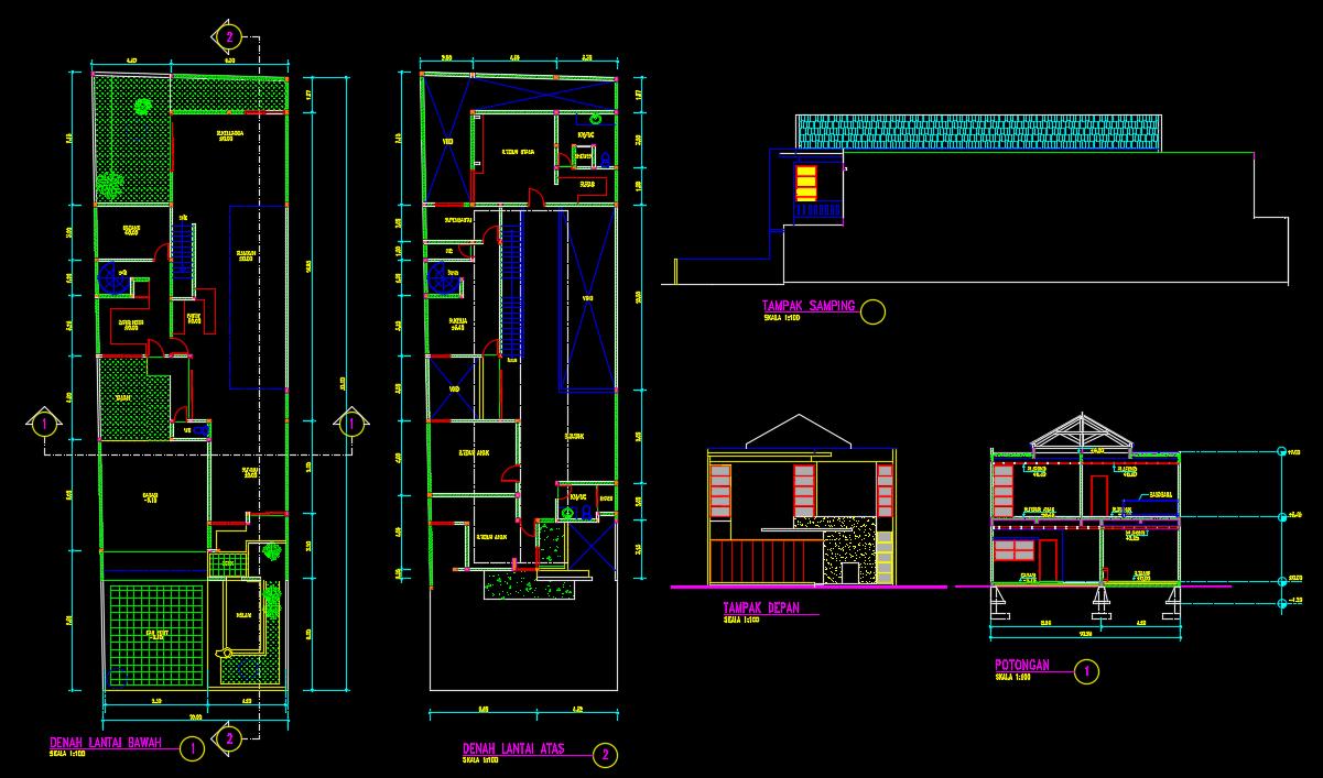 7700 Gambar Download Desain Rumah Format Autocad Yang Bisa Anda Contoh Download