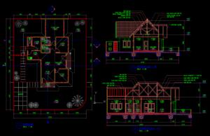 rumah tinggal 15x20M Type 2