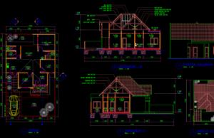 rumah tinggal 15x20M Type 4