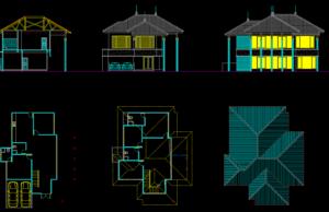 rumah type 115
