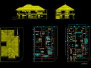 rumah type 600