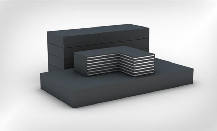 stell reinforce elastomeric bearing pads